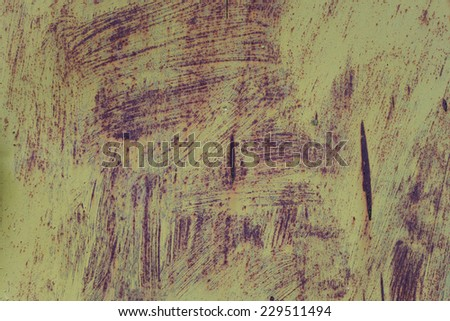 metal rust surface  - stock photo