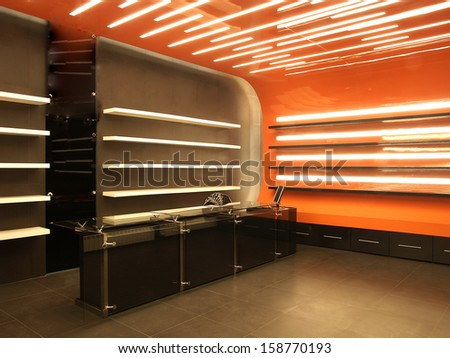 modern business interior