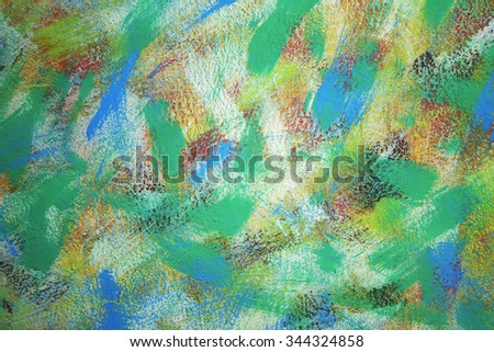 Multicolor colorful background, wall texture pattern
