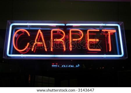 """neon sign series"" - stock photo"