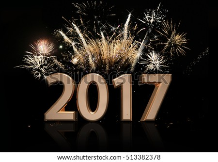 2017 new year