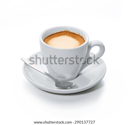 ?offee. Cup of Cappuccino Coffee