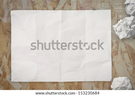 paper background texture in composition