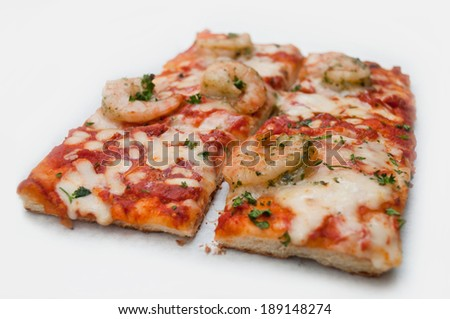 part of pizza