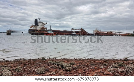 Port of Weipa is located on the north-west coast of Cape York Peninsula. Bauxite is the primary product exported through this  port