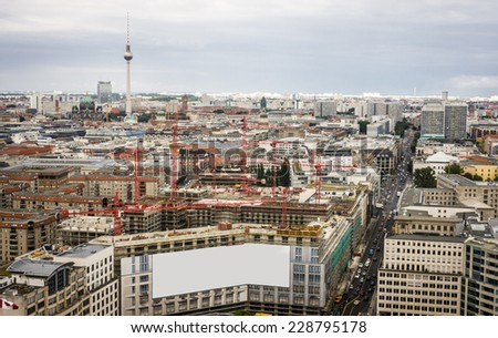 Potsdamer Platz, Berlin - stock photo