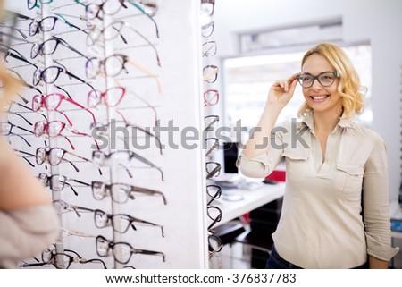 shop eyeglasses  Eyeglasses Shop Stock Images, Royalty-Free Images \u0026 Vectors ...