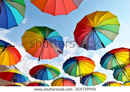 Preview Save to a lightbox  Find Similar Images  Share Stock Photo: Sunburn risk concept protect your skin from temperatures, ultraviolet, uv idea be a different businessman concept - stock photo