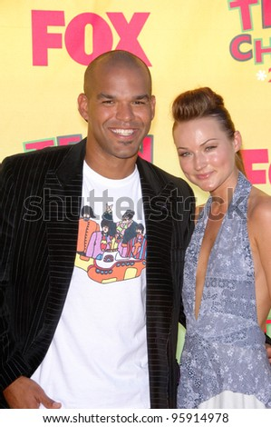 """Prison Break"" star AMAURY NOLASCO at the 2006 Teen Choice Awards at Universal City, Hollywood 20AUG2006  Los Angeles, CA  2006 Paul Smith / Featureflash"