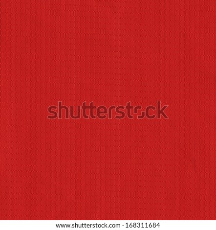 red fabric texture .Fabric background