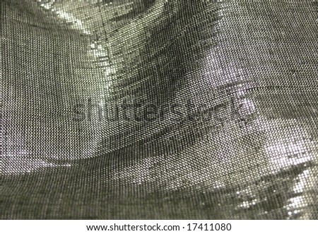 80s style glamor shimmering background. More of this motif & more fabrics in my port. - stock photo