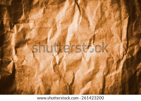 sepia Grunge vintage old paper background - stock photo