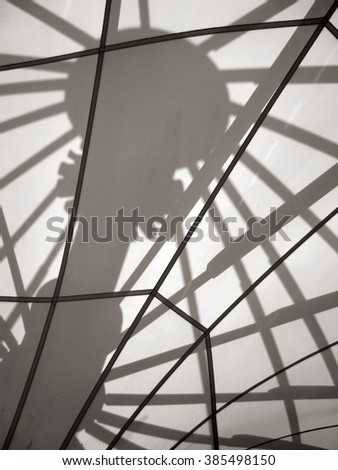Shadows                               - stock photo