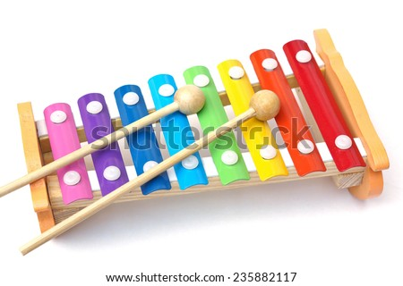 small music xylophone baby percussion instrument
