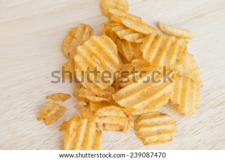 snack - stock photo