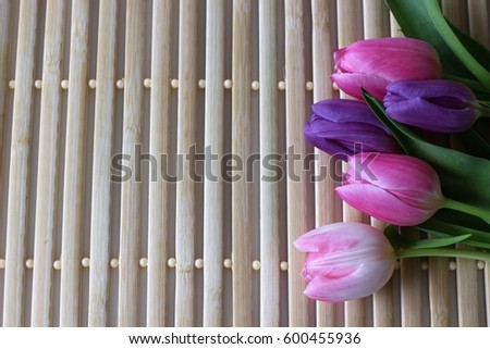 Spring flowers lovely moments romantic moments stock photo image spring flowers lovely moments romantic moments beautiful springs flowers pink and purple mightylinksfo