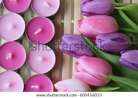 Spring flowers lovely moments romantic moments stock photo 100 spring flowers lovely moments romantic moments beautiful springs flowers pink and purple mightylinksfo
