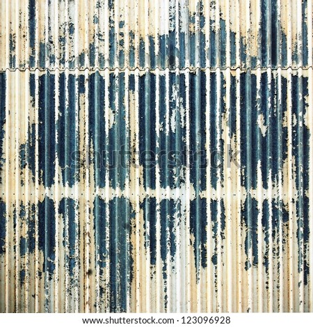 stripped   wall metal texture ; grunge industrial   background