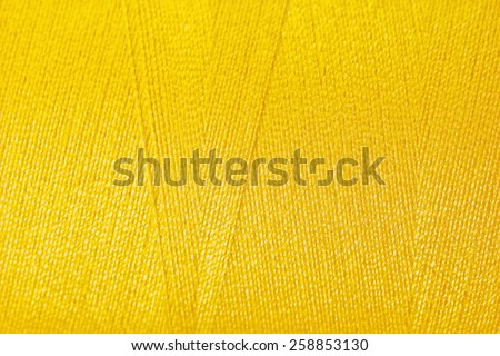 texture of Colorful thread in spool - stock photo