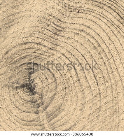 Textured wood background. Tinted image.