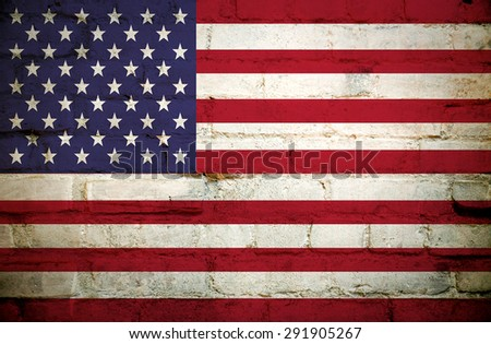4th of July American independence day illustration texture background