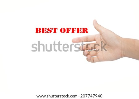 The BEST OFFER Business