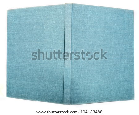 The developed book. - stock photo