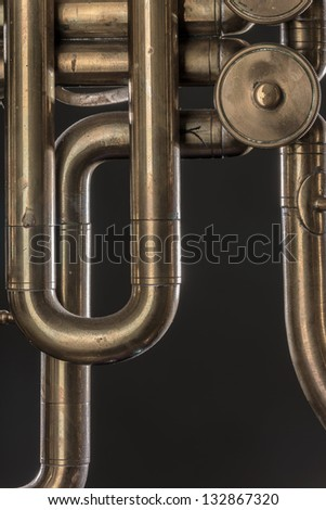 The mechanism of a wind instrument
