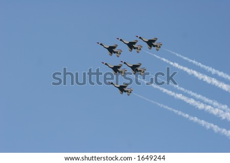2006 United States Air Force Thunderbirds
