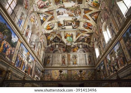 Vatican City Rome March 02 2016 Stock Photo 391413496 Shutterstock