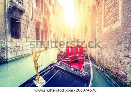 Venice ,Italy  - stock photo
