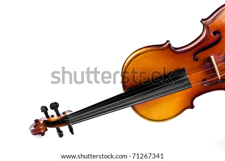 ,violin, - stock photo