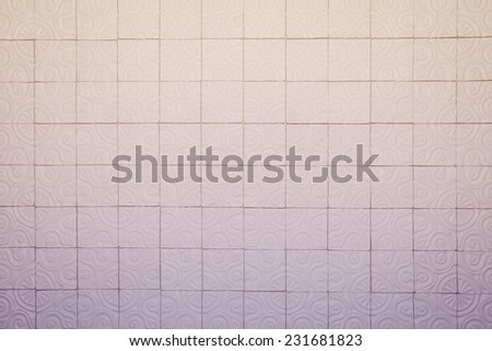 wall texture with soft light focus.