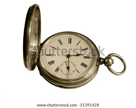 Watch.  Watch pocket. Old-time. Antikvariat