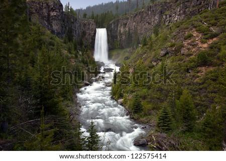 Western Waterfalls 15 - stock photo