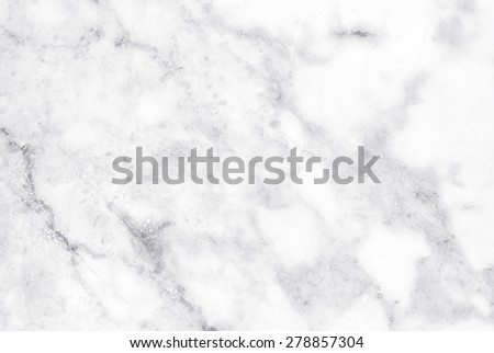 white marble background - stock photo