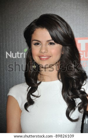 """Wizards of Waverly Place"" star Selena Gomez at TV Guide Magazine's Hot List Party at the SLS Hotel, Beverly Hills. November 10, 2009  Los Angeles, CA Picture: Paul Smith / Featureflash"