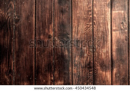 Wood Background Texture - wooden planks wall close up