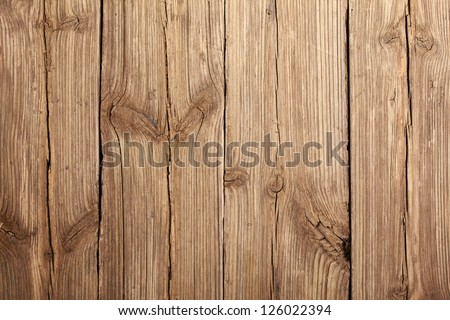 wood texture with natural patterns - stock photo