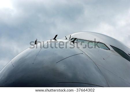 A380 - stock photo