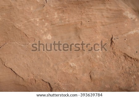 A background image of slick rock in Arches National Park
