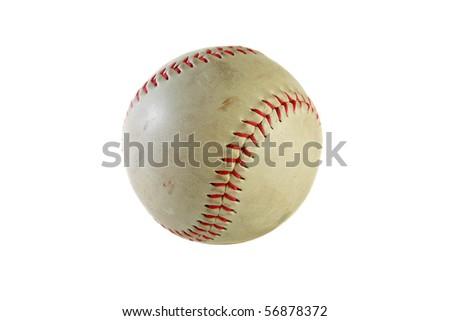 a baseball - stock photo
