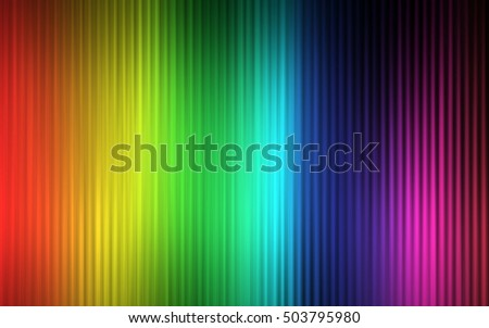 A beautiful spectrum or rainbow vertical backdrop.