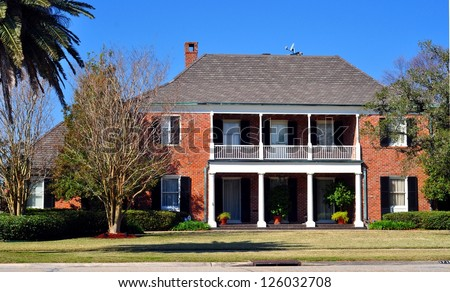 Stock photos royalty free images vectors shutterstock - Beautiful houses with balcony ...