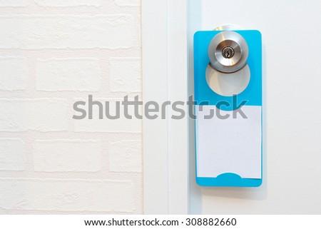 Door Hanger Images RoyaltyFree Images Vectors – Healthcare Door Hanger