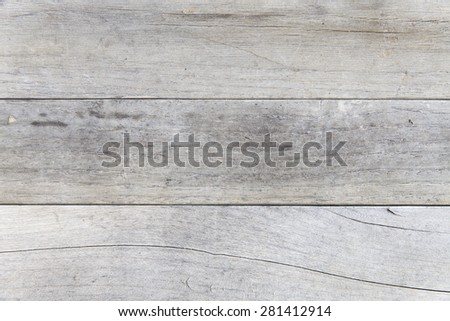 a brown wooden background - stock photo