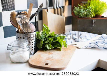 Kitchen Supplies Stock Images, Royalty-Free Images & Vectors