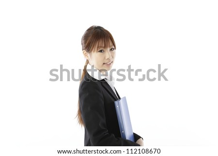 A businesswoman