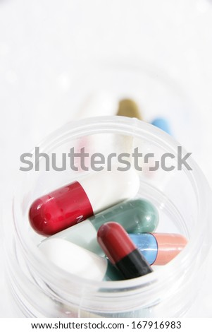 A Capsule-Form Drug