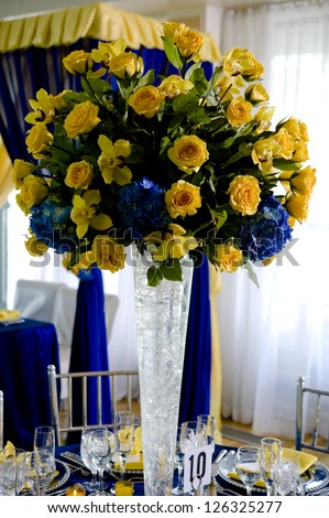 Table Centerpiece Stock Images Royalty Free Images